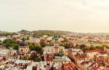 Unforgettable views - Top 3 observation decks of Lviv