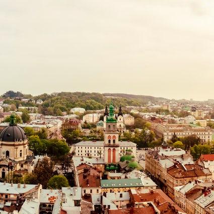 Vistas inolvidables - Los 3 mejores miradores de Lviv