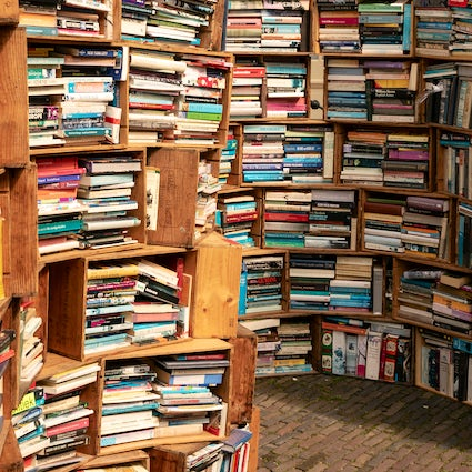 Reading culture in Argentina; Second-hand bookstores in Buenos Aires