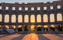 Pula and its Roman spirit