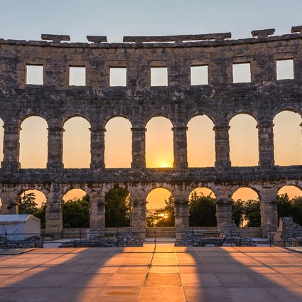 Pula e seu espírito romano