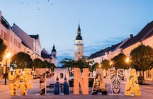 Fall in love with Trnava