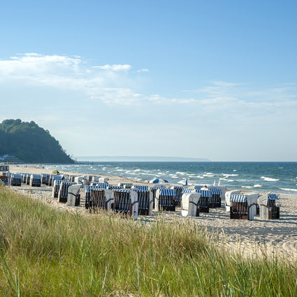 Rügen - Un paradiso della spiaggia in Germania