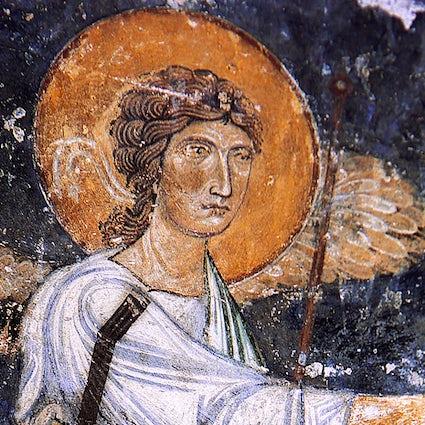 Los frescos únicos del siglo XII en el Monasterio Mirozhsky de Pskov