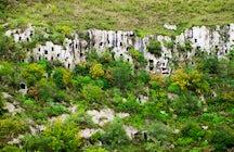 The Rocky Necropolis of Pantalica