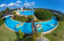 Fun adrenaline experiences in Slovenia's best spa resorts