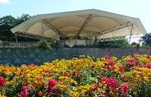 Parks and gardens in Paris: Parc Floral de Paris