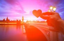 Sé tu propio San Valentín, Edición Londres