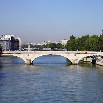 Iconic bridges in Paris: Louis-Philippe