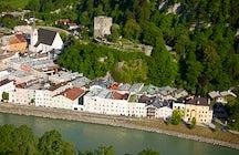 La ciudad más pequeña y más oscura de Austria - Rattenberg