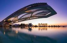 La arquitectura moderna en el Museo del Mañana de Río