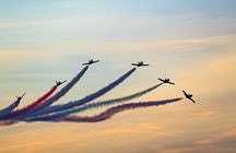 Feel the suspense at the Bucharest International Air Show