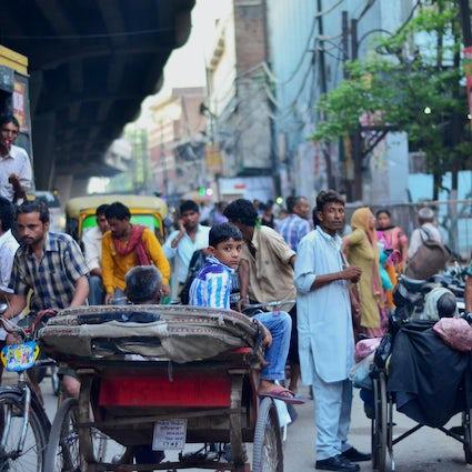 India, un modesto mini-continente