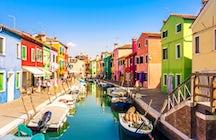 Venezia Lagoon islands