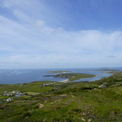 10 Days in Ireland Series: Bike Rides, Unmarked Hiking Trails and Sleepovers on Remote Islands