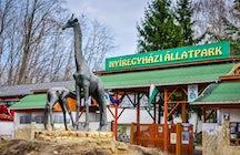 Un parque de animales menos conocido pero asombroso: Sóstó ZOO