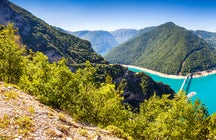 Have an active holiday in Nature Park Piva!