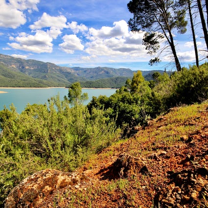Sierra de Cazorla; Camping & hiking into nature