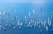 Sailing on the Isle of Wight - Cowes Week