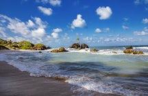 Tambaba, a praia de nudismo da Paraíba