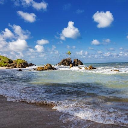 Tambaba, het nudistenstrand van Paraíba
