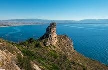 Cagliari's Skyline und der Teufelssattel