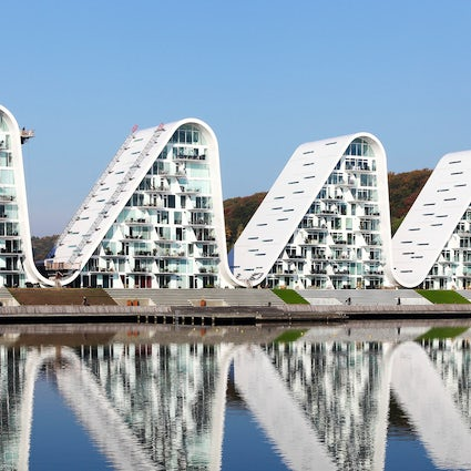 Vejle- Denmark's most fascinating architectural town