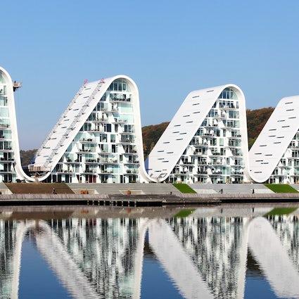 Vejle - Dänemarks faszinierendste Architekturstadt