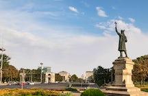 Un viaggiatore monumentale unico nel suo genere: Stefan cel Mare a Chisinau