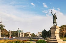 A unique monument-traveler: Stefan cel Mare in Chisinau