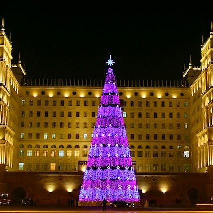 Navidad en Bakú