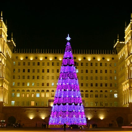 Christmas in Baku