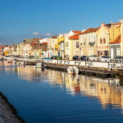 Fünf kostenlose Aktivitäten in Aveiro