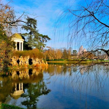 Parks and gardens in Paris: Bois de Vincennes