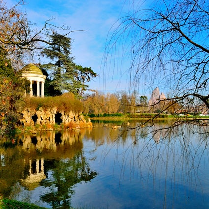 Parques y jardines en París: Bois de Vincennes