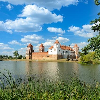 Mir Castle - the first UNESCO Heritage Site in Belarus