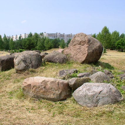 Les joyaux cachés de Minsk : le plus grand musée européen de blocs rocheux