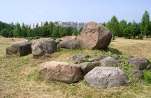 Hidden gems of Minsk - the biggest European Museum of Boulders