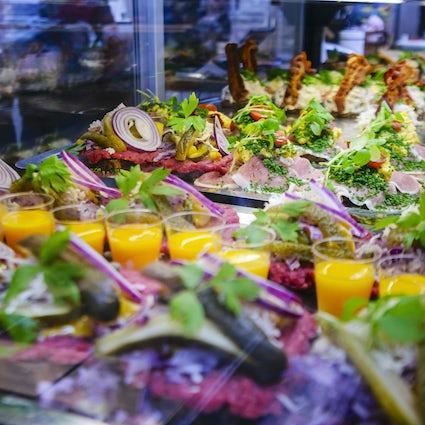 Copenhague: La capital europea de los alimentos en la calle