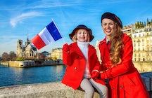 París con niños: experimentos, animales y arte