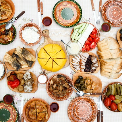 The most common peculiarities of Moldavian cuisine