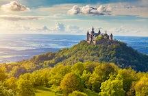Fairytale castle: Hohenzollern!