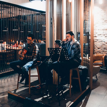 The top 3 spots in Nur-Sultan to listen to live music