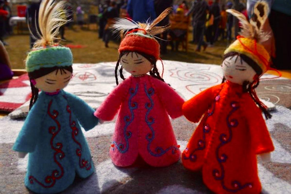 Nooruz in Bishkek: the Persian and Turkic New Year celebration