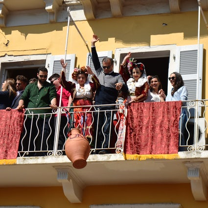 Easter in Corfu; Unique traditions still reviving
