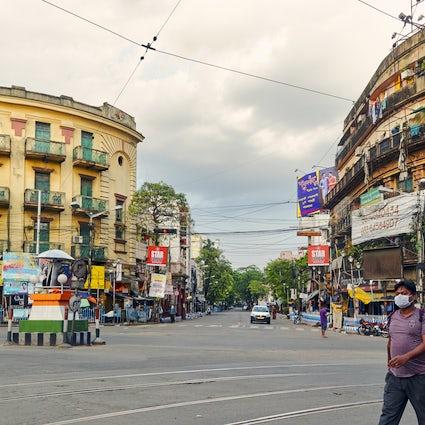 Calcuta, la capital cultural de la India, en la estela de COVID-19