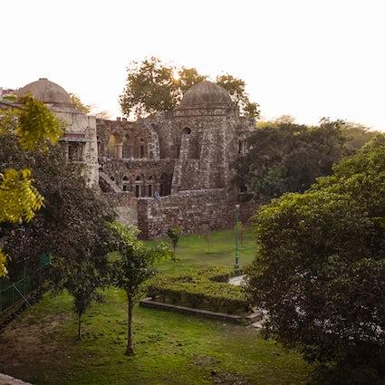 Hauz Khas Fort, Delhi: Rendezvous com história