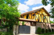 Time travel in Eastern Serbia: A traditional ethno house Torlaci