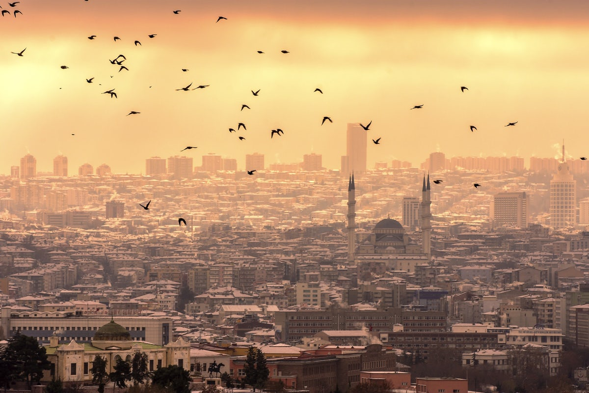 A cultural journey to the capital of Turkey, Ankara!
