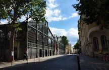 Remarkable buildings in Paris: Carreau du Temple
